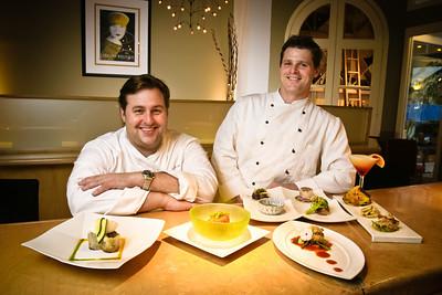Chef Andy & Scott Metro
