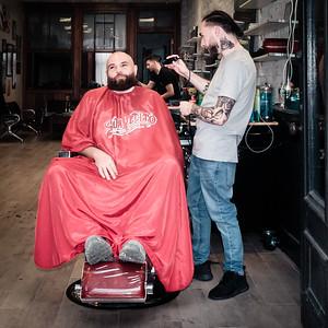 Shave & a Haircut