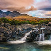 Dawn at the Black Cuillin