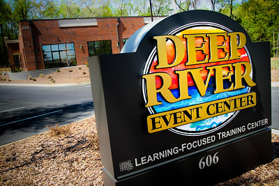 Deep River Event Center Greensboro NC