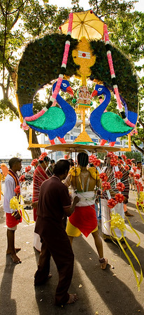 kavadi carrying