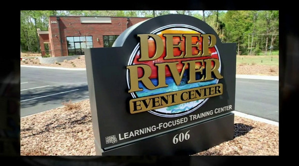 Deep River Event Center Greensboro, NC  PhotoFusion - Click Arrow To Play Show     http://deeprivereventcenter.com Event  -  Wedding Guild Luncheon      http://perfectweddingguide.com