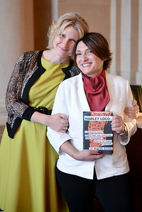 Reception, Reading, Discussion, and Book Signing with Authors Rayya Elias and Elizabeth Gilbert