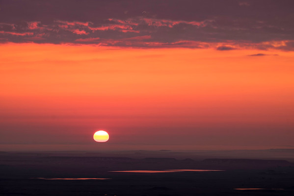 Sunrise, Badlands N.P.