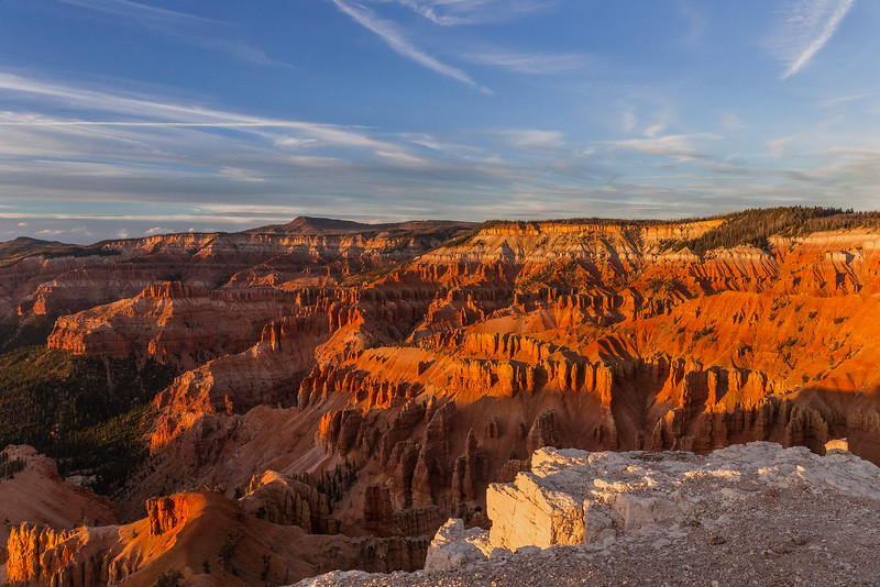 From Spectra Point, Cedar Breaks National Monument, Utah