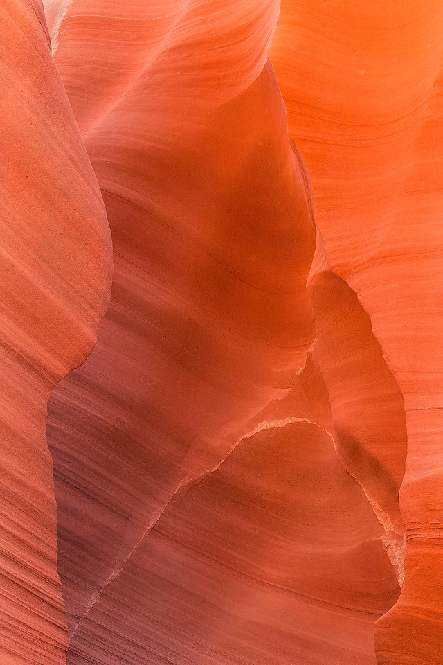 Rattlesnake Canyon, Antelope Canyons area, near Page, Arizona
