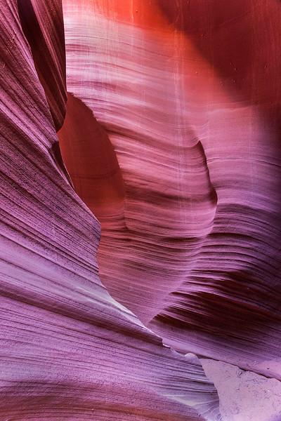 Rattlesnake Canyon, Antelope Canyons area, near Page, Arizona