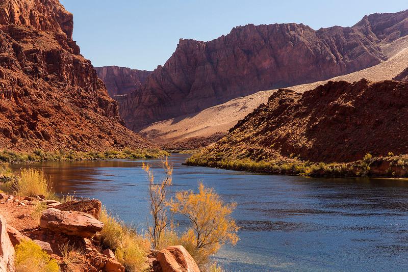 Lees Ferry, Colorado River, Arizona