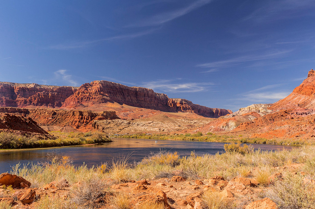 Lees Ferry, Colorado River, Arizona