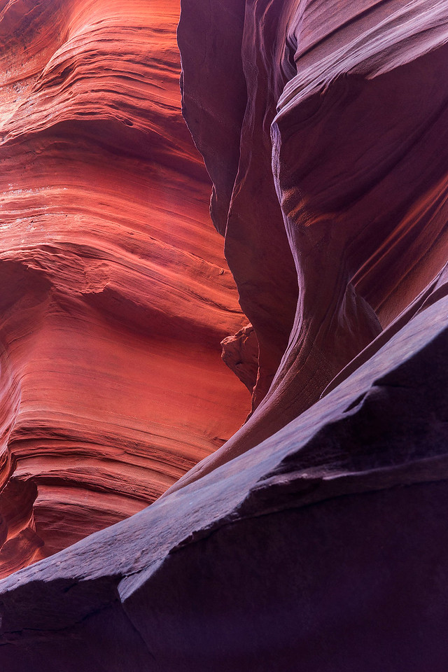 Sheep Mountain Canyon, Antelope Canyons area, near Page, Arizona