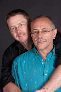 Mike and John-050