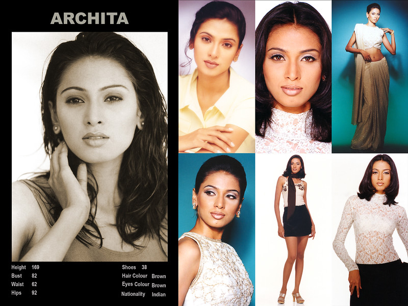 Archita Comp Card