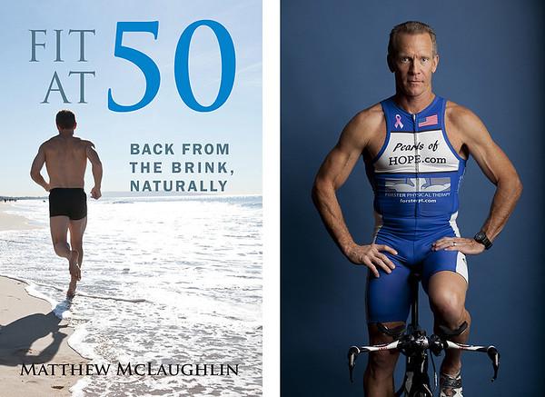 Matt McLaughlin, Author, Triathlete, Fit At 50