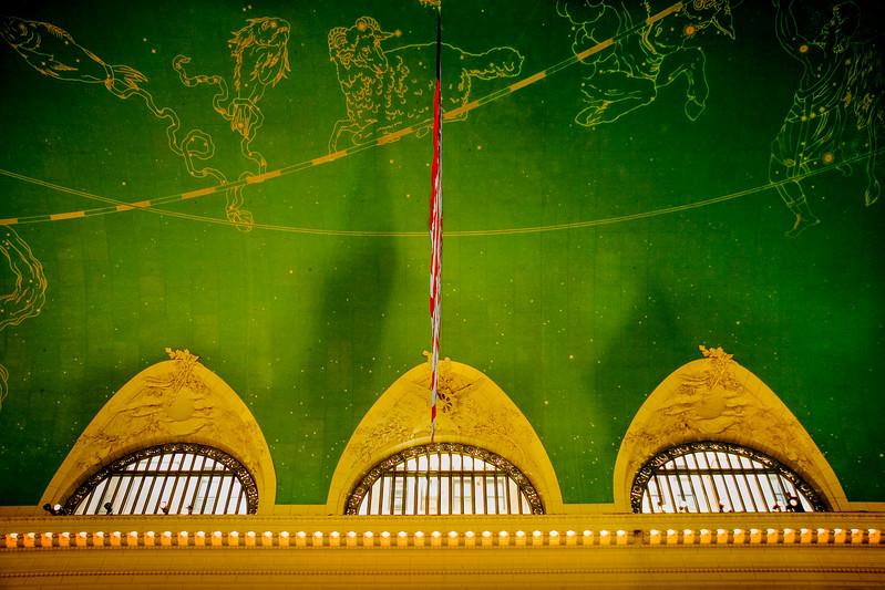 Grand Central Flag