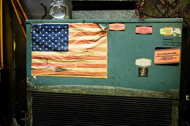 New York Florist Flag - Displayed since 9/11