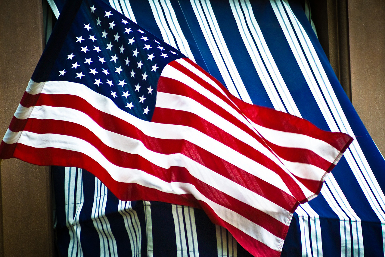 Stripes - Flag and Awning