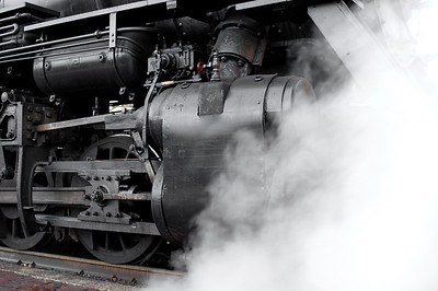 Steam Engine Detail