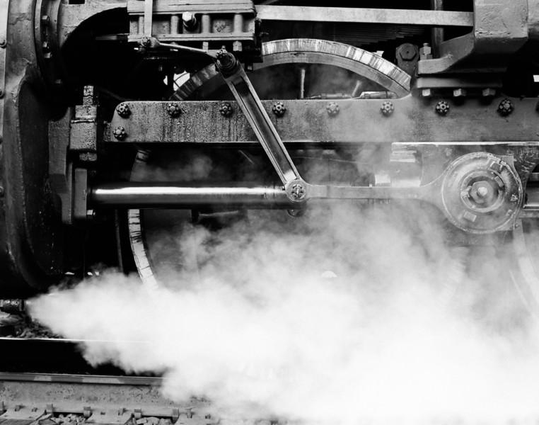 Steam Engine Driving Wheel