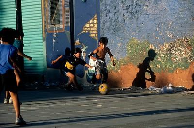 Pasión temprana - La Boca -  - Buenos Aires - Argentina
