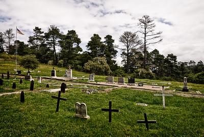 Santa Rosa Cemetery - Cambria CA.