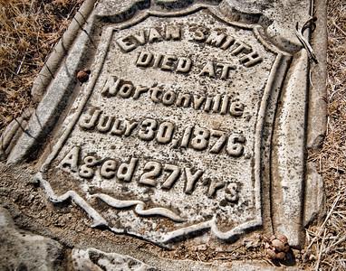 Rose Hill Cemetery - Black Diamond Mines Regional Park