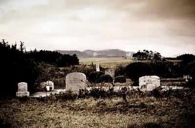 Evergreen Cemetery, Manchester CA