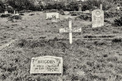 Evergreen Cemetery, Manchester, California
