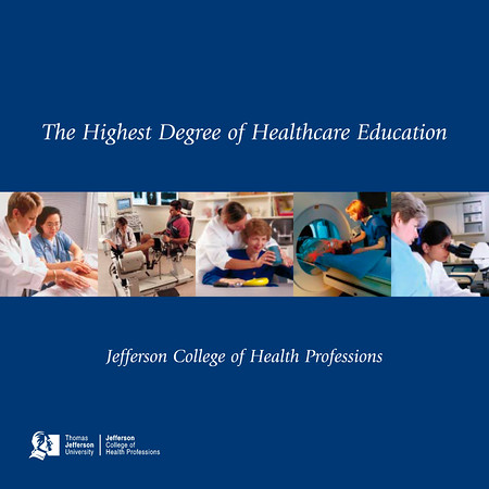 View book for Jefferson Medical College