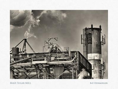 Maui Sugar Mill