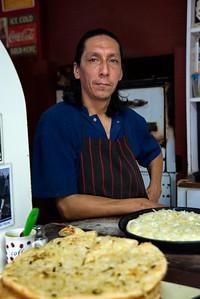 "Javier, pizzero de ""Vicentín"""