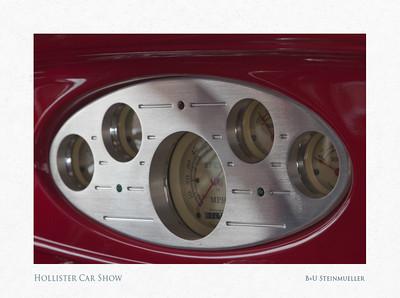 Hollister Car Show