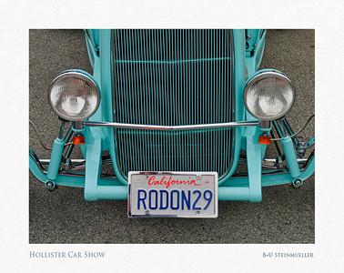 Hollister Car Show 2011