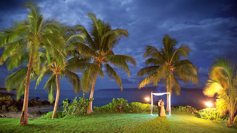 Angie & Ronnie's Maui Wedding