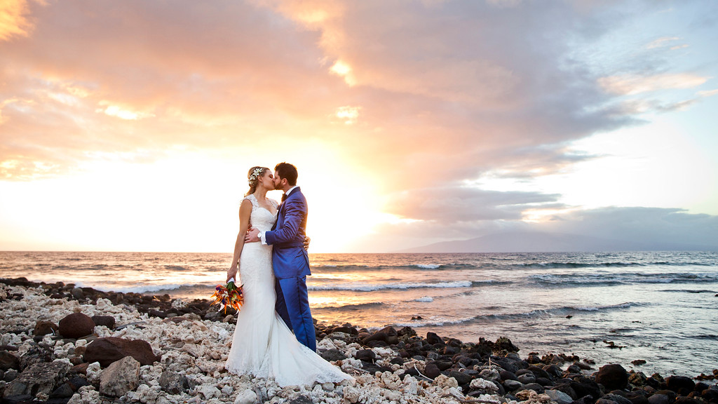 Matthew & Nicole's Maui Wedding