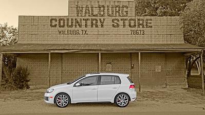 2013 VW GTI in Walburg Texas