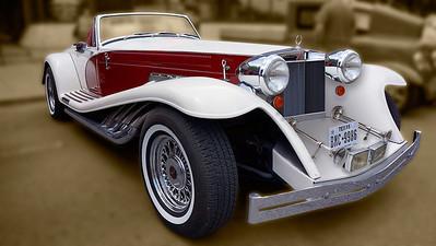 Elegante Roadster in Georgetown Texas