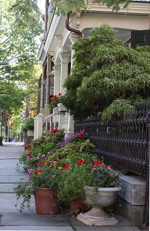 Spring Garden Street, Easton PA