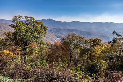 Plott Balsam Overlook, Blue Ridge Parkway
