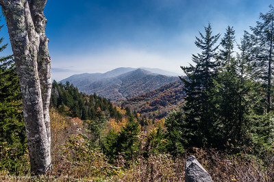 Newfound Gap, Great Smoky Mountains National Park