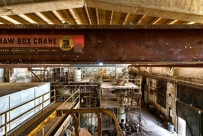 Shaw-Box Crane, Laramie, WY 2013 HDR image © Edward D Sherline