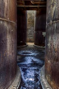 Barrels, Laramie, WY 2014 HDR image © Edward D Sherline