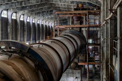 Cement Kiln, Laramie, WY 2014 HDR image © Edward D Sherline