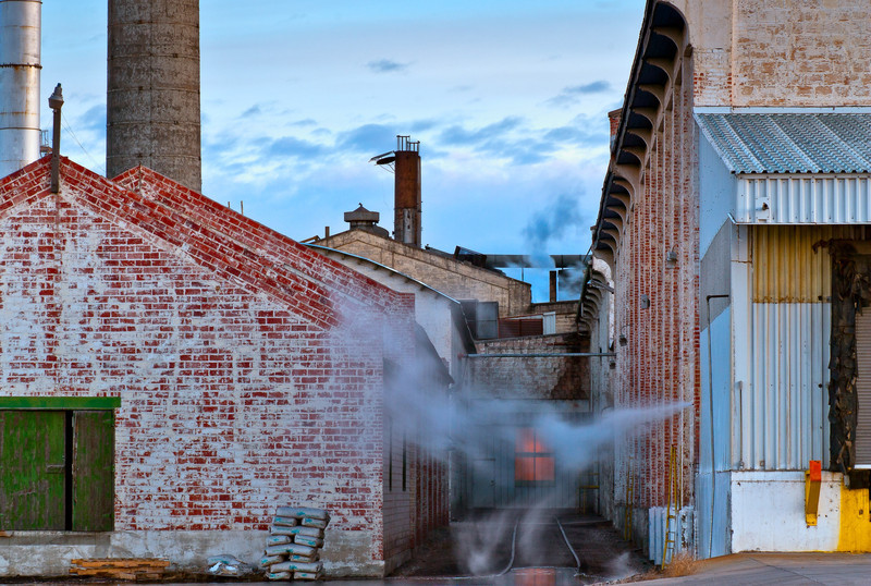 Sugar Factory, Torrington, Goshen County, WY 2012<br /> © Edward D Sherline