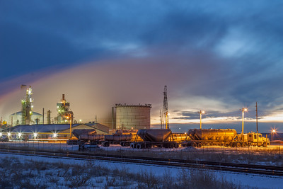 Fertilizer Plant, Cheyenne, Laramie County, WY 2012 © Edward D Sherline