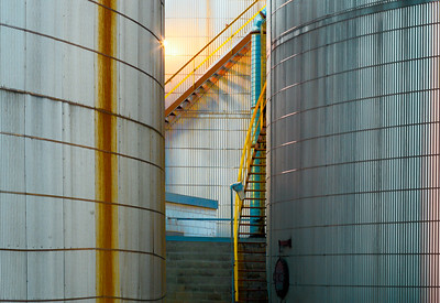 Sugar Factory #2, Torrington, Goshen County, WY 2012 © Edward D Sherline