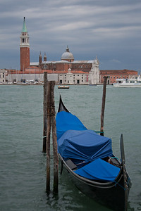 Venice in Shades of Blue