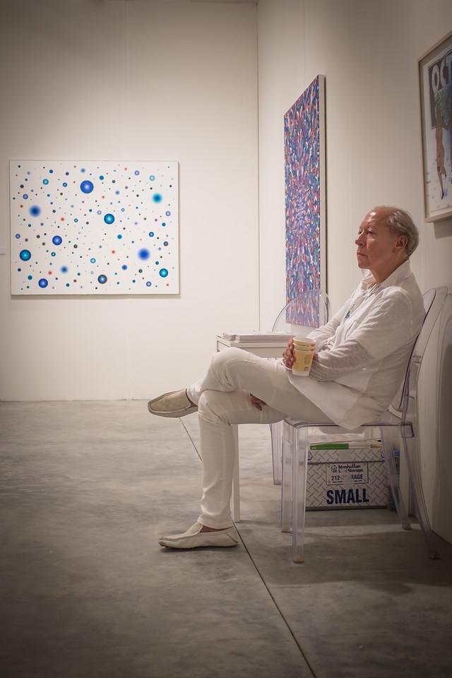 Art Dealer, Miami Beach