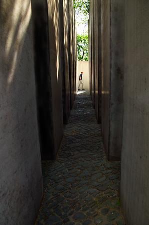 Stone Garden, Jewish Museum, Berlin