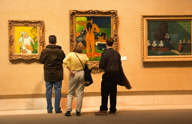 Appreciating Gauguin