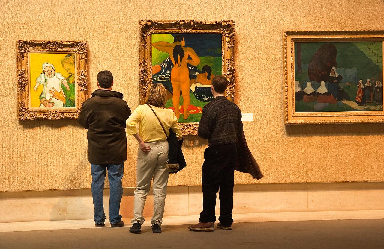 Appreciating Gauguin